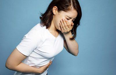đau bụng chóng mặt buồn nôn